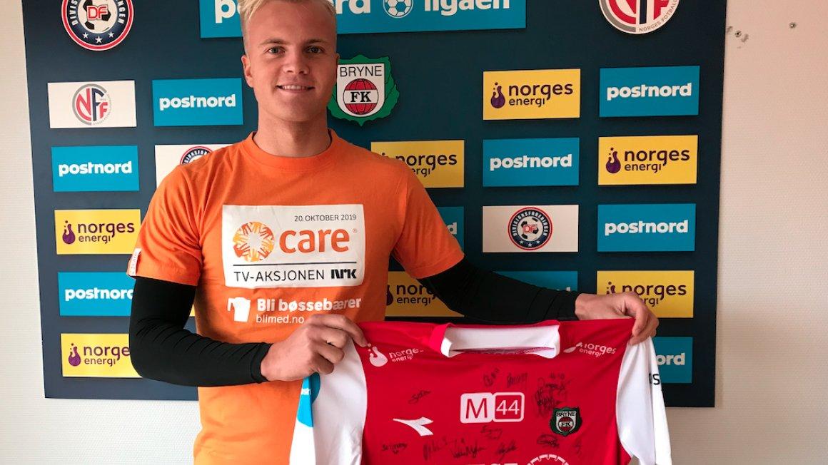 Bryne FK støtter årets TV- aksjon