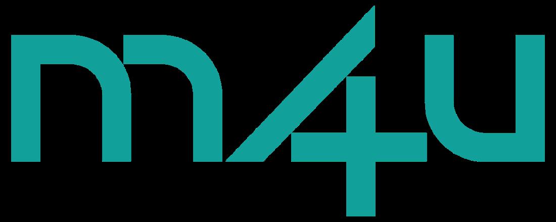 m4u logo rgb